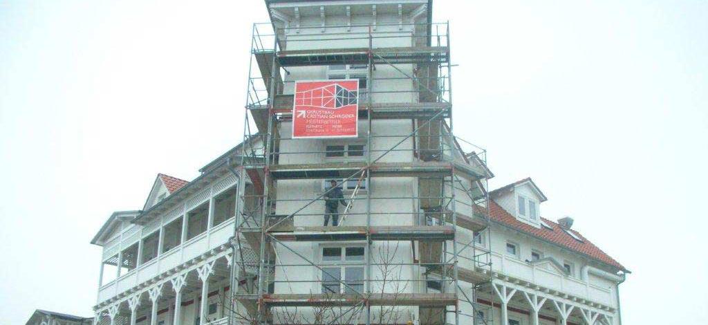 Haus Edelweiß Binz Rügen